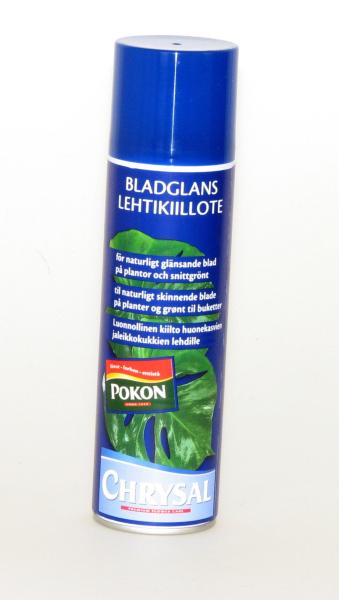 Lehtikiilto Viherkiilto Chrysal 600 ml - Suomen Kukkatarvike Oy 7f58a18f9b