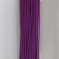 Curly Wire lila 25 cm