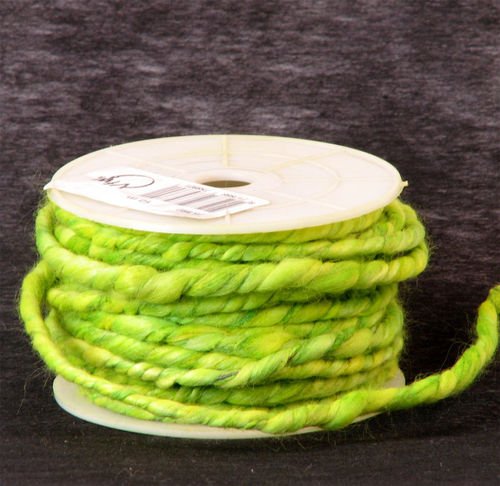 Villanyörirulla lime 1,5/4mm/10m
