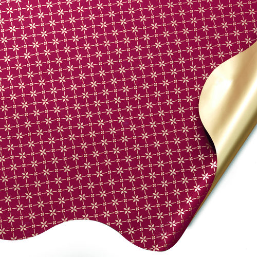 Ribbon Diamond Bordeaux 40cm (50)